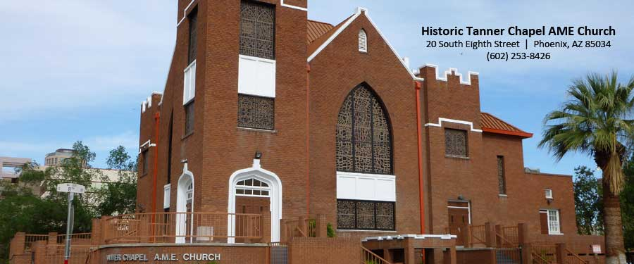 Historic Tanner Chapel AME Church
